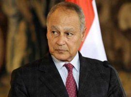 أحمد أبو الغيط: الجامعة العربية تعد اتفاقية جديدة للاستثمار في الدول العربية