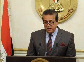 وزير التعليم العالي يناقش استراتيجية جذب الطلاب الوافدين ومبادرة «ادرس في مصر»