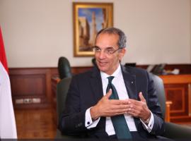 وزير الاتصالات: نُنفذ شبكة جديدة لربط 33 ألف مبنى حكومي باستثمارات 8 مليار دولار