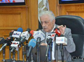 وزير التعليم يفند 8 مشروعات لاستكمال امتحانات العام الدراسى الحالى