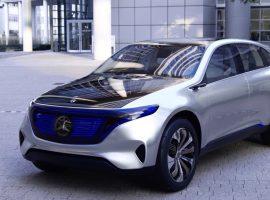 الشركات العالمية تتنافس لعرض الطرازات الكهربائية الجديدة فى معرض بكين للسيارات