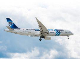 نجاح أول رحلة اختبارية لطائرة A220» 300» التابعة لمصر للطيران
