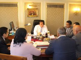 عبدالغفار يوجه بتطوير تطبيق «ادرس في مصر» استعدادًا للعام الدراسي الجديد