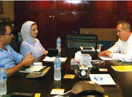 خالد محمود رئيس مجلس الإدارة: «إم إم جروب» تتبنى خطة طموحًا للتوسع فى استثماراتها