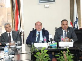 توقيع مذكرة تفاهم بين «رجال أعمال الإسكندرية» وبرنامج الـ«TVET»