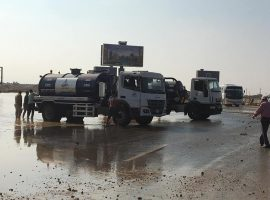 «الطرق والكباري»: فرق طوارئ لتصريف مياه الأمطار وانسيابية المرور