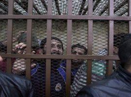 محاكمة المتهمين باقتحام قسم التبين 22 ديسمبر