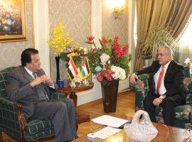 وزير التعليم العالي : تقديم كل التسهيلات للطلاب الأردنيين للدراسة بالجامعات المصرية