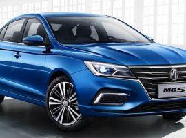 «إم جي» تتصدر مبيعات السيارات الصينية في مصر خلال 10 أشهر (جراف)