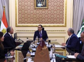 السيسى يكلف مدبولى بزيادة الرُقعة المزروعة فى سيناء والحكومة تبدأ الدراسات
