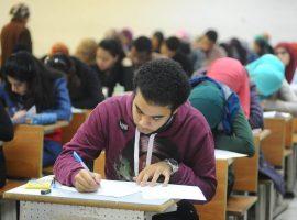 تأجيل نظر محاكمة عصابة تسريب امتحانات الثانوية العامة إلى 26 يوليو