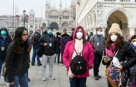 فرنسا تسجل 13215 إصابة جديدة بفيروس كورونا