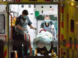 الإجمالي يتخطى 700 ألف.. بريطانيا : 17 ألف إصابة جديدة بفيروس كورونا