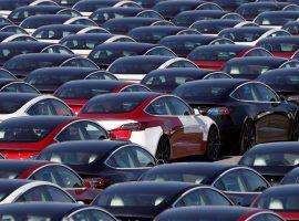 توقعات بنمو سوق سيارات الركوب العالمية لتتجاوز 82 مليون وحدة فى 2021 (جراف)