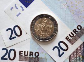 سعر اليورو يصعد الخميس قبيل اجتماع البنك المركزي الأوروبي