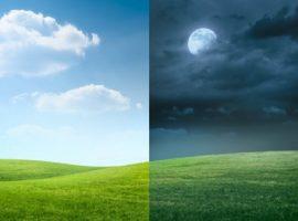درجات الحرارة اليوم الاثنين 8-3-2021 فى مصر