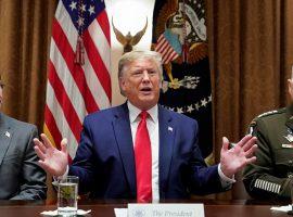 «ترامب» يقيل وزير الدفاع الأمريكي مارك إسبر