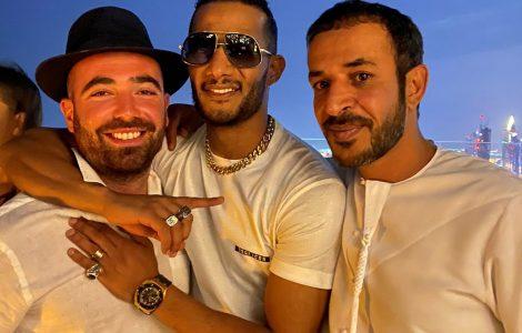 نقابة المهن التمثيلية تصدر بيانا حول ظهور محمد رمضان مع مشاهير إسرائيليين