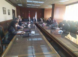 وزارة الري توقع مذكرة تفاهم مع هولندا
