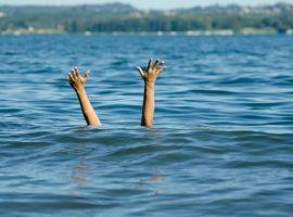 الشرطة تنقذ سيدة سقطت في نهر النيل بدمياط