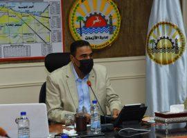 محافظة مطروح تستعد لتسليم وثائق التأمين للعمالة غير المنتظمة