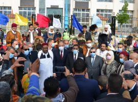 محافظة مطروح تحتفل بعيدها القومي وسط إجراءات احترازية مشددة