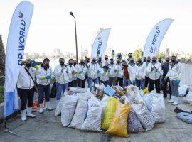 موانئ دبي العالمية تتعاون مع حملة «فيري» لتنظيف نهر النيل