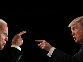 بسبب سلوكه المضطرب .. بايدن يخطط لمنع ترامب من تلقي تقارير استخباراتية