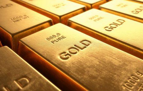 هبوط أسعار الذهب العالمية لأدنى مستوى منذ يونيو الماضى