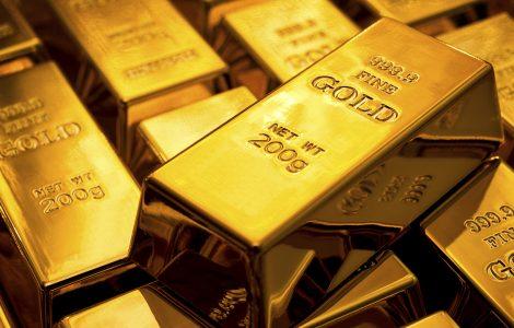 هبوط سعر الذهب 6.2 % فى فبراير فى أكبر انخفاض شهرى منذ نوفمبر 2016