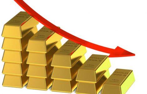 أسعار الذهب عالميًّا تخسر 40 دولارًا للأسبوع الثالث