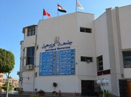 وزير التعليم العالي يشيد بالتزام جامعة بورسعيد بالجدول الزمني لمخطط التطوير